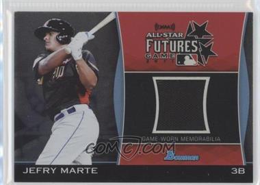 2011 Bowman Draft Picks & Prospects Futures Game Relics #FGR-JMA - Jefry Marte