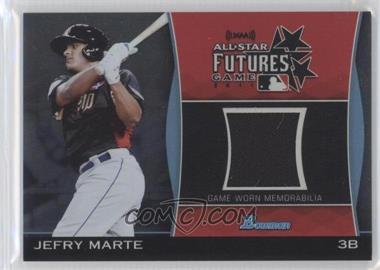 2011 Bowman Draft Picks & Prospects Futures Game Relics #FGR-JMA - Jefry Marte