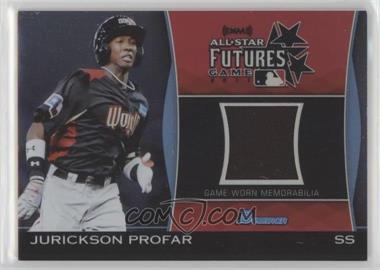 2011 Bowman Draft Picks & Prospects Futures Game Relics #FGR-JPR - Jurickson Profar