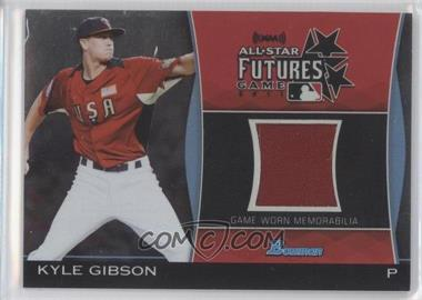 2011 Bowman Draft Picks & Prospects Futures Game Relics #FGR-KG - Kyle Gibson