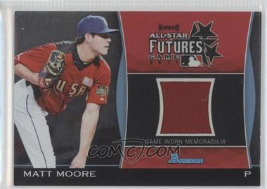 2011 Bowman Draft Picks & Prospects Futures Game Relics #FGR-MMO - Matt Moore