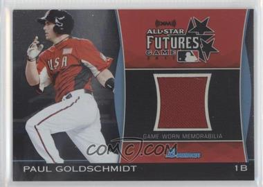 2011 Bowman Draft Picks & Prospects Futures Game Relics #FGR-PG - Paul Goldschmidt