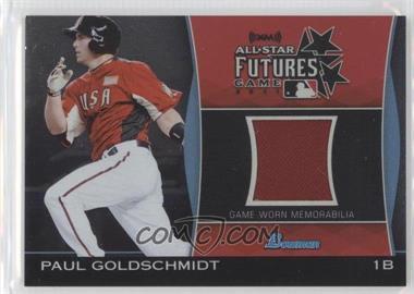 2011 Bowman Draft Picks & Prospects Futures Game Relics #FGR-PG - Paul Goldschmidt