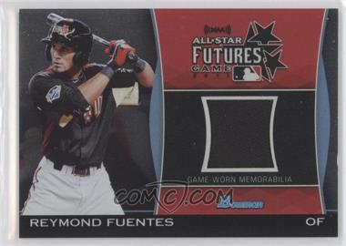 2011 Bowman Draft Picks & Prospects Futures Game Relics #FGR-RF - Reymond Fuentes