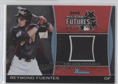 2011 Bowman Draft Picks & Prospects Futures Game Relics #FGR-RF - Reymond Fuentes