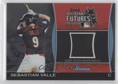 2011 Bowman Draft Picks & Prospects Futures Game Relics #FGR-SV - Sebastian Valle