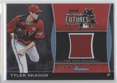 2011 Bowman Draft Picks & Prospects Futures Game Relics #FGR-TS - Tyler Skaggs