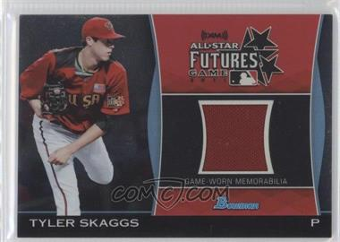 2011 Bowman Draft Picks & Prospects Futures Game Relics #FGR-TS - Tyler Skaggs