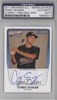 Corey Seager [PSA/DNA Certified Auto]