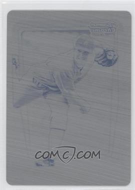2011 Bowman Draft Picks & Prospects Prospects Printing Plate Black #BDPP48 - Rick Anton /1