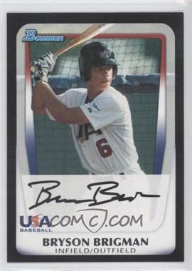 2011 Bowman Draft Picks & Prospects Prospects #BDPP3 - [Missing]