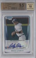 Riley Unroe /199 [BGS 9.5]