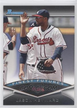 2011 Bowman Finest Futures #FF1 - Jason Heyward