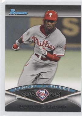 2011 Bowman Finest Futures #FF12 - Domonic Brown