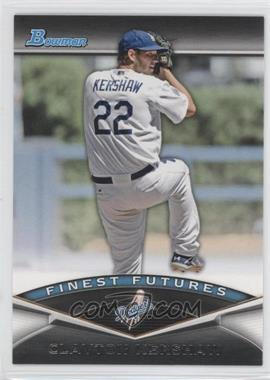 2011 Bowman Finest Futures #FF21 - Clayton Kershaw