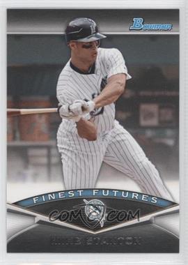 2011 Bowman Finest Futures #FF5 - Giancarlo Stanton