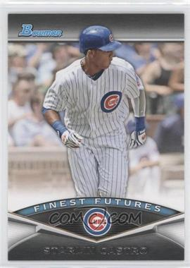 2011 Bowman Finest Futures #FF6 - Starlin Castro