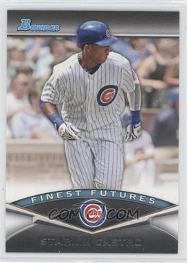 2011 Bowman Finest Futures #FF6 - Starlin Castro