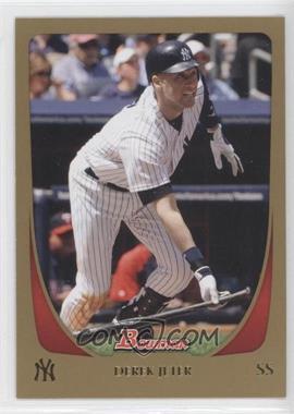 2011 Bowman Gold #145 - Derek Jeter