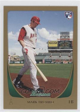 2011 Bowman Gold #193 - Mark Trumbo