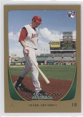 2011 Bowman Gold #193 - Mark Trumbo