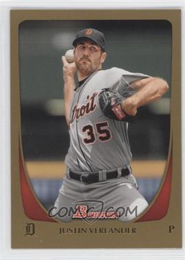 2011 Bowman Gold #48 - Justin Verlander