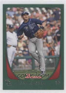 2011 Bowman Green #109 - Evan Longoria /450