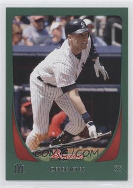 2011 Bowman Green #145 - Derek Jeter /450