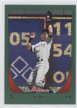 2011 Bowman Green #153 - Ichiro Suzuki /450