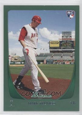 2011 Bowman Green #193 - Mark Trumbo /450