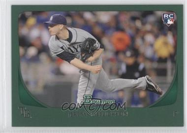 2011 Bowman Green #199 - Jeremy Hellickson /450