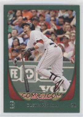 2011 Bowman Green #26 - Dustin Pedroia /450