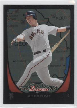 2011 Bowman International #1 - Buster Posey