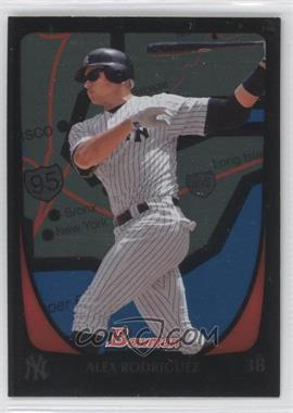 2011 Bowman International #170 - Alex Rodriguez
