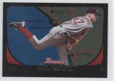 2011 Bowman International #179 - Stephen Strasburg