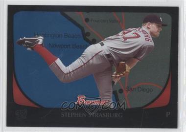 2011 Bowman International #179 - Stephen Strasburg
