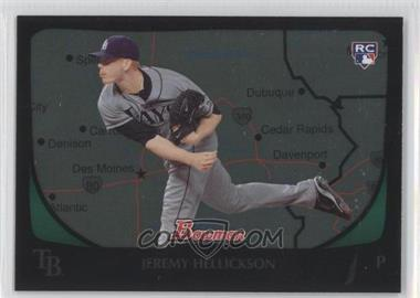 2011 Bowman International #199 - Jeremy Hellickson
