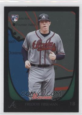 2011 Bowman International #205 - Freddie Freeman