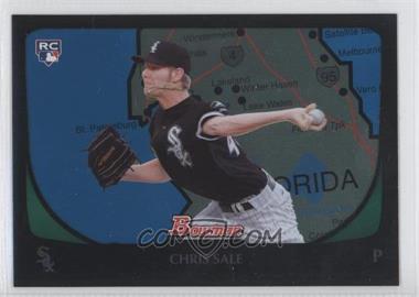 2011 Bowman International #220 - Chris Sale
