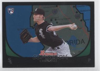 2011 Bowman International #220 - Chris Sale