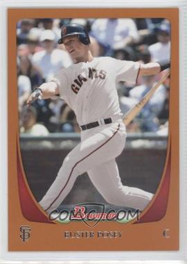 2011 Bowman Orange #1 - Buster Posey /250