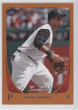 2011 Bowman Orange #156 - Pedro Alvarez /250