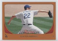 Clayton Kershaw /250