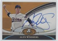 Alex Wimmers /50