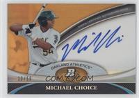 Michael Choice /50