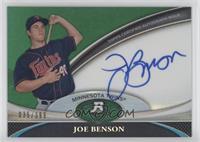 Joe Benson /399