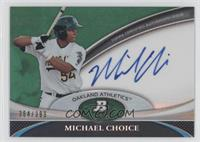 Michael Choice /399