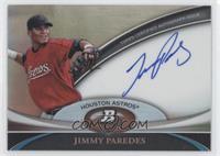 Jimmy Paredes