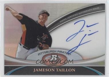 2011 Bowman Platinum - Prospect Autographs #BPA-JT - Jameson Taillon