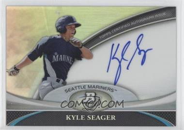 2011 Bowman Platinum - Prospect Autographs #BPA-KS - Kyle Seager